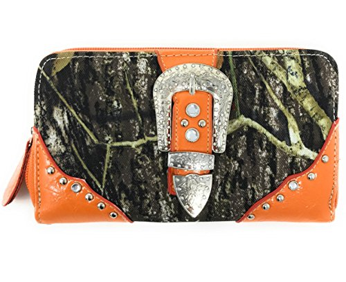 orange feu Texas Medium poche Concho dissimulée bleu Orange arme West holster à Femme E0r0q1znwx