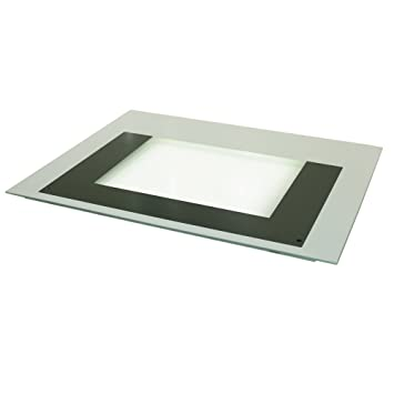 Genuine Zanussi Oven Outer Door Glass Front Panel