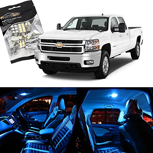 partsam-chevrolet-silverado-2007-2013-ice-blue-interior-led-package-kit-license-plate-light-pack-of-