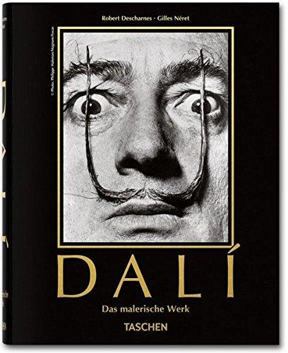 Descargar Libro 25 Dalí Hc Robert Descharmes