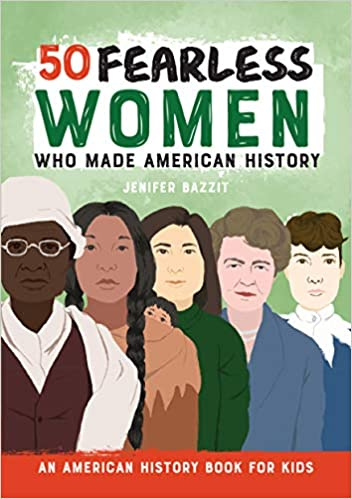 book to share with your students on american history or women's history month