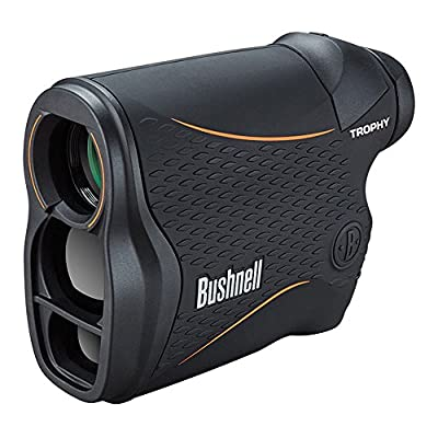 Bushnell Trophy 4 x 850-Yard Rangefinder (Certified Refurbished) by Bushnell