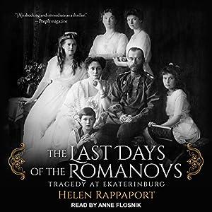 The Last Days of the Romanovs Audiobook
