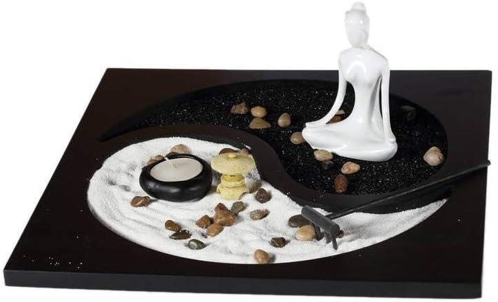 D/éco Asiatique Sp/écial Les 3 Bonzes de Sagesse lachineuse Jardin Zen Japonais