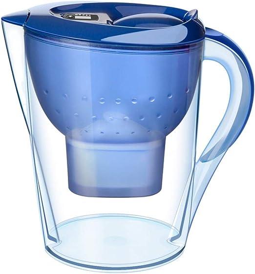 Purificador de agua,caldera con filtro de carbón activado,filtro de agua,caldera neta doméstica de 3.5 l,filtro cuádruple para eliminar virus,eliminar escamas,hombre ...