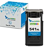 Inkwood Remanufactured CanonCL-541 Ink Cartridges CL-541XL Compatible for Canon Pixma MG3650 MG4250 MG3250 MX535 MG3550 MX475 MG4200 MG3500 MG3600 MG3150 MG4150 MG2150 MG2250