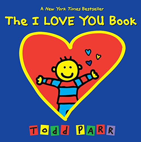 Love Stationery - The I LOVE YOU Book