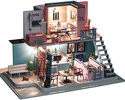 Mobili Per Casa Delle Bambole Fai Da Te : Casa delle bambole in legno fai da te miniatura casa delle