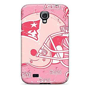 Galaxy S4 Cover Case - Eco-friendly Packaging(new England Patriots)