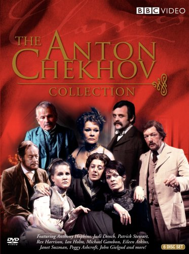Anton Chekhov Collection (Platonov/The Wood Demon/The Proposal/The Wedding/The Seagull/An Artist's Story/Uncle Vanya [1970 and 1991 versions]/Three Sisters/The Cherry Orchard [1962 and 1981 versions]) ()