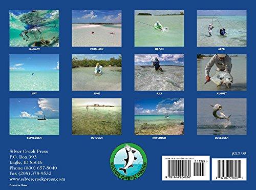2018 Saltwater Flyfishing Calendar Photo #2