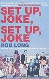 Set up, Joke, Set Up, Joke by Rob Long front cover