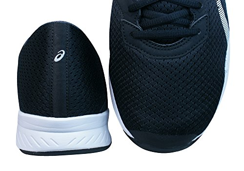 5 Trainers Fuzor Mens 10 Black Shoes Asics Running RZqx0tA