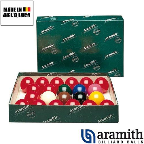 Aramith - Billes Snooker 22 Billes Aramith 50.8 mm