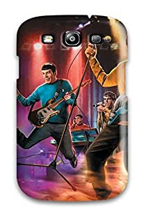 For Galaxy S3 Protector Case The Star Trek Band Phone Cover