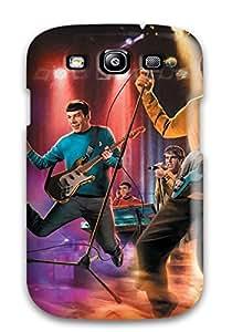 YY-ONE Tpu Matt L Morrow The Star Trek Band YY-ONE For Galaxy S3