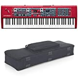 Nord Stage 3 HP76 76-Note, Hammer-Action Portable