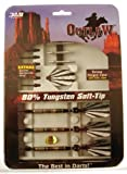 DMI +OUTL1604 Professional Outlaw 80% Tungsten 16-Gram Soft Tip Darts