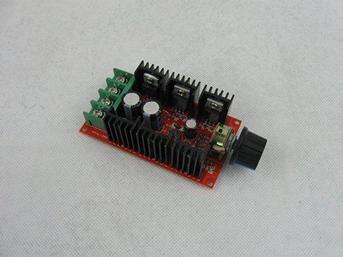 Yosoo DC Motor Speed Control PWM HHO RC Controller 10-50V 40A 2000W MAX
