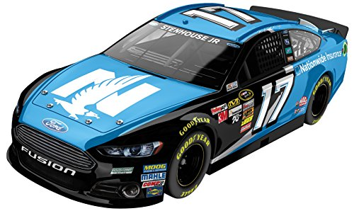 Ricky Stenhouse Jr. #17 Nationwide Insurance Ford Fusion 2014 NASCAR Diecast Car, 1:24 Scale HOTO - Nationwide Fusion