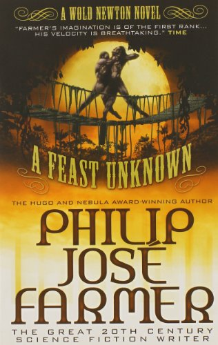 A Feast Unknown (Secrets of the Nine #1 - Wold Newton Parallel Universe) (Memoirs of Lord Grandrith) by Titan Books