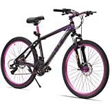 "URSTAR 26"" Aluminum 24 Speed Mountain Bike with Front and Rear Disc Brakes"