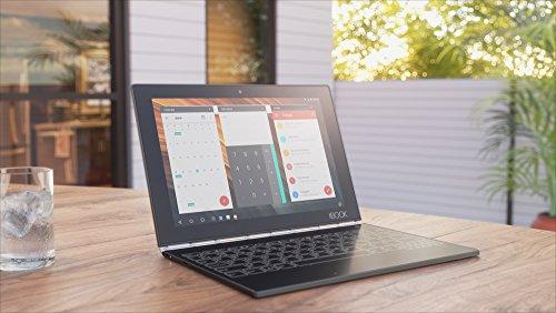Lenovo Yoga Book - FHD 10.1'' Windows Tablet - 2 in 1 Tablet (Intel Atom x5-Z8550 Processor, 4GB RAM, 64GB SSD), Black, ZA150000US by Lenovo (Image #9)