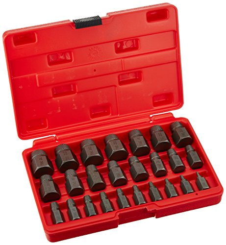 Neiko Multi Spline Extractor 25 Piece Increment