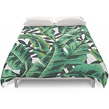 cover by covers pattern jungle tropical jungletropical elenaoneill product duvet
