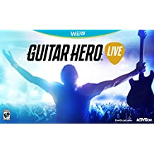 Guitar Hero Live Bundle - Bilingual - Wii U Standard Edition