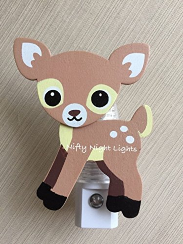nursery-night-lights-night-light-baby-shower-fawn-baby-deer-animalsauto-on-off-sensor