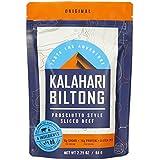 Biltong -- Zero Sugar, Air Dried Beef - Gluten Free - 2 oz - 1 Pack (Original)