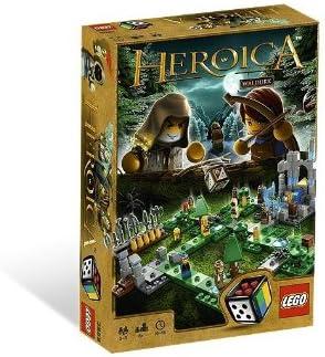 LEGO Juegos de Mesa 3858 - Heroica El Bosque Waldurk: Amazon.es: Juguetes y juegos