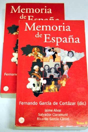 MEMORIA DE ESPAÑA (2 TOMOS) PDL (Punto De Lectura): Amazon.es ...