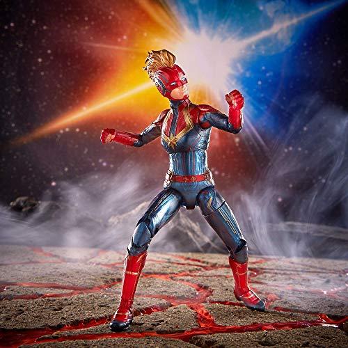 514Uj2Y6qQL - Captain Marvel Figure