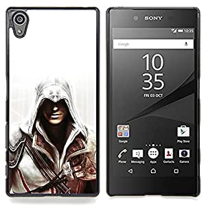 SKCASE Center / Funda Carcasa protectora - Asesinos del cartel;;;;;;;; - Sony Xperia Z5 5.2 Inch (Not for Z5 Premium 5.5 Inch)