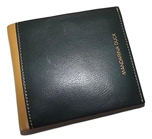 mandarina-duck-mens-italian-leather-bifold-8-pocket-money-clip-wallet-sycamore