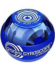 Powerball Gyroscopic 250hz Range Hand Grip Exerciser Ball, Strength Training, Rehabilitation, Sports Trainer