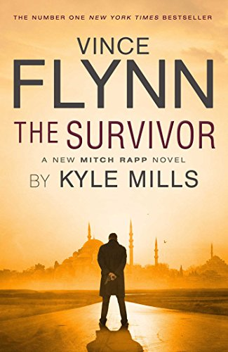 The Survivor by Vince Flynn, Kyle Mills