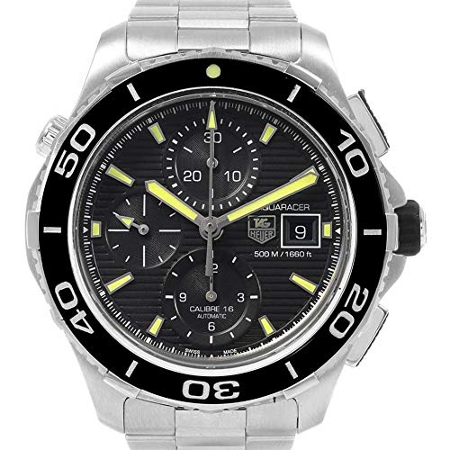 (Tag Heuer Aquaracer Automatic-self-Wind Male Watch CAK2111.BA0833 (Certified Pre-Owned))