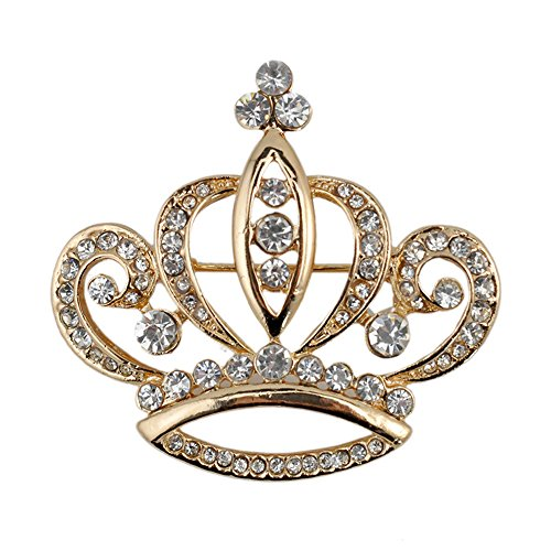 CHUYUN Fashion Elegant Women Crown Shape Princess