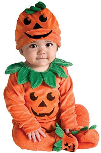 Rubie's My First Halloween Lil Pumpkin Jumper Costume,