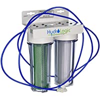 Hydro-Logic 31030 1-GPM Small Boy de chlorinator and sediment filter by HydroLogic