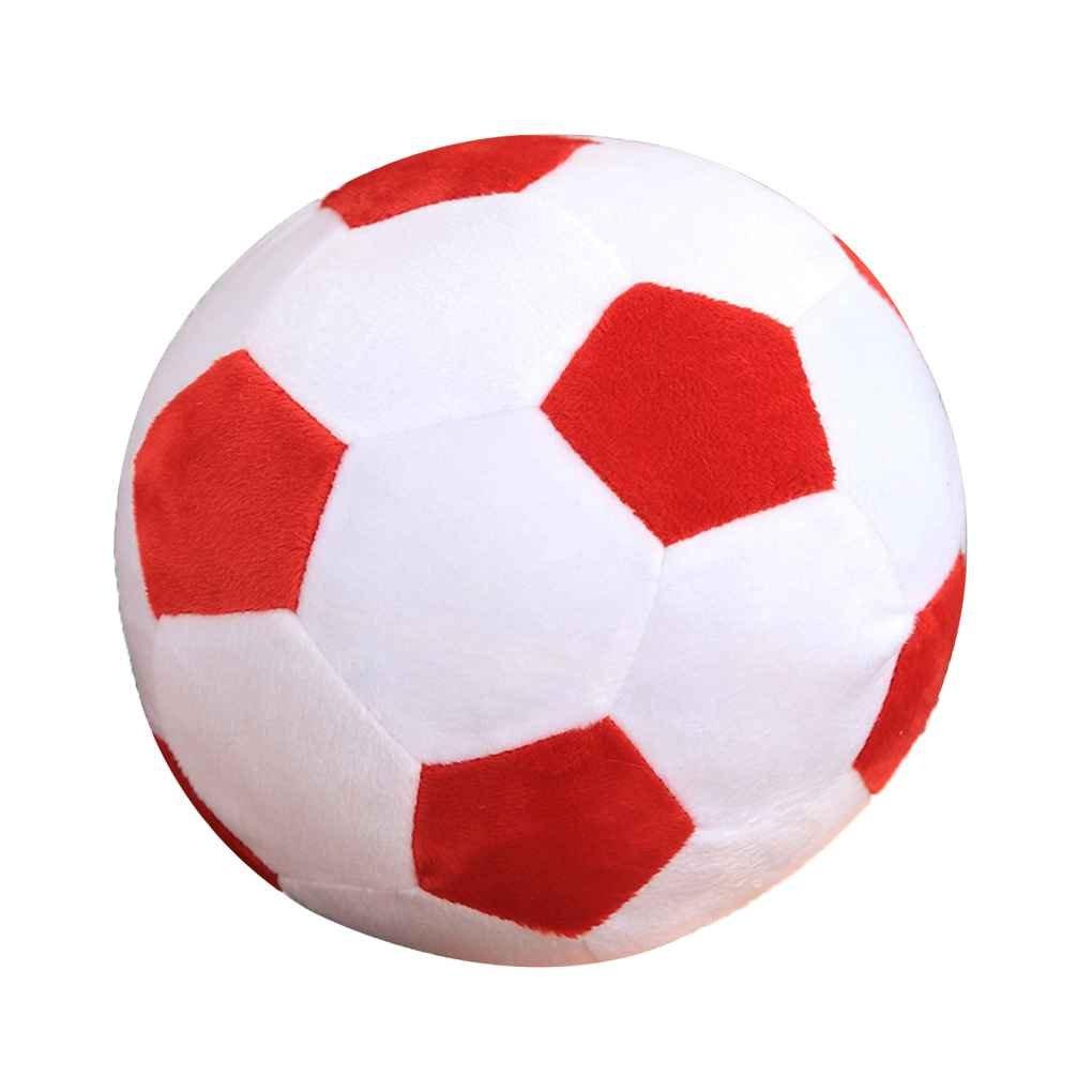 Runme Balón de fútbol de Dibujos Animados Almohada Relleno de la ...