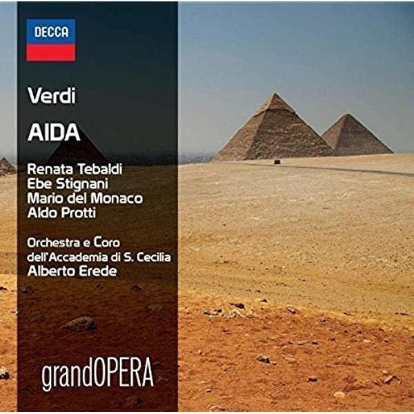 Aida: Del Monaco Verdi: Amazon.es: Música