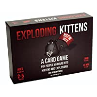 woot.com deals on Exploding Kittens: NSFW Edition (Explicit Content)