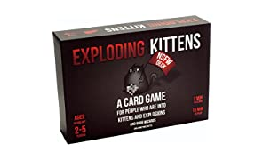 Exploding Kittens: NSFW Edition (Explicit Content - ADULTS ONLY!)