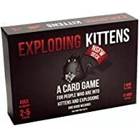 Exploding Kittens: NSFW Edition (Explicit Content -...