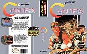 Contra NES Game [Nintendo NES   Windows 98]