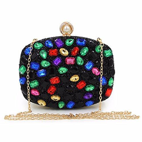 Weeding Arrival Bags Ladies Female Clutch Women Maollmm Clutches Evening New Luxury pzq77BZw